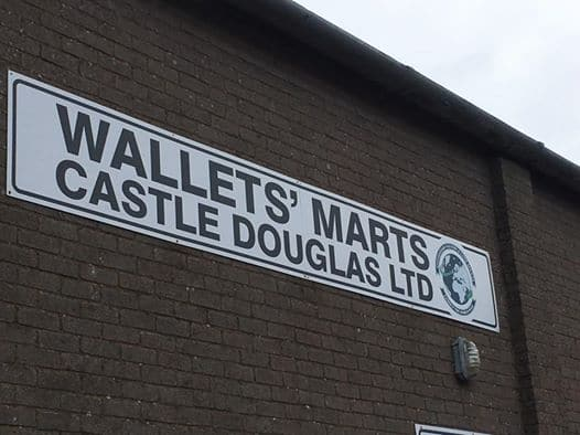 WALLETS MARTS WEEKLY PRIMESTOCK SALE TUESDAY 7th APRIL 2020
