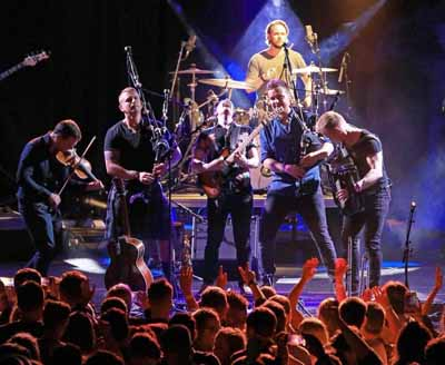 Scottish musicians team up for tune in aid of NHS