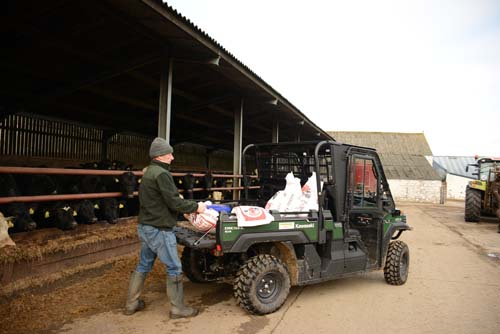 Extra financial support for Scottish farmers