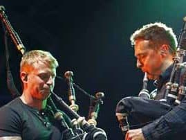 Scottish musicians' NHS charity tune soars in the charts
