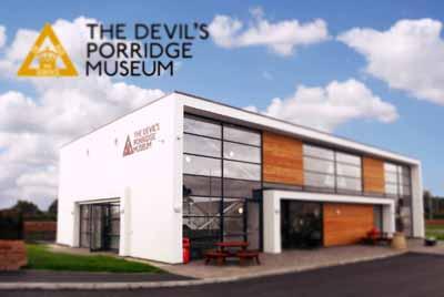 DEVILS PORRIDGE MUSEUM TO GO ONLINE TO MARK VE-DAY 75th ANNIVERSARY