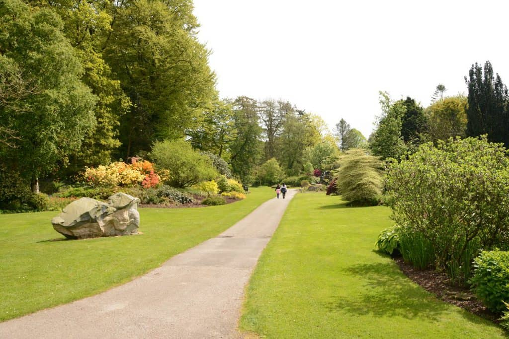 Threave Garden, Castle Douglas, Reopens to the Public on Monday, 6 July 2020