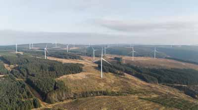 Leading energy company Vattenfall plans further major investment in South West Scotland