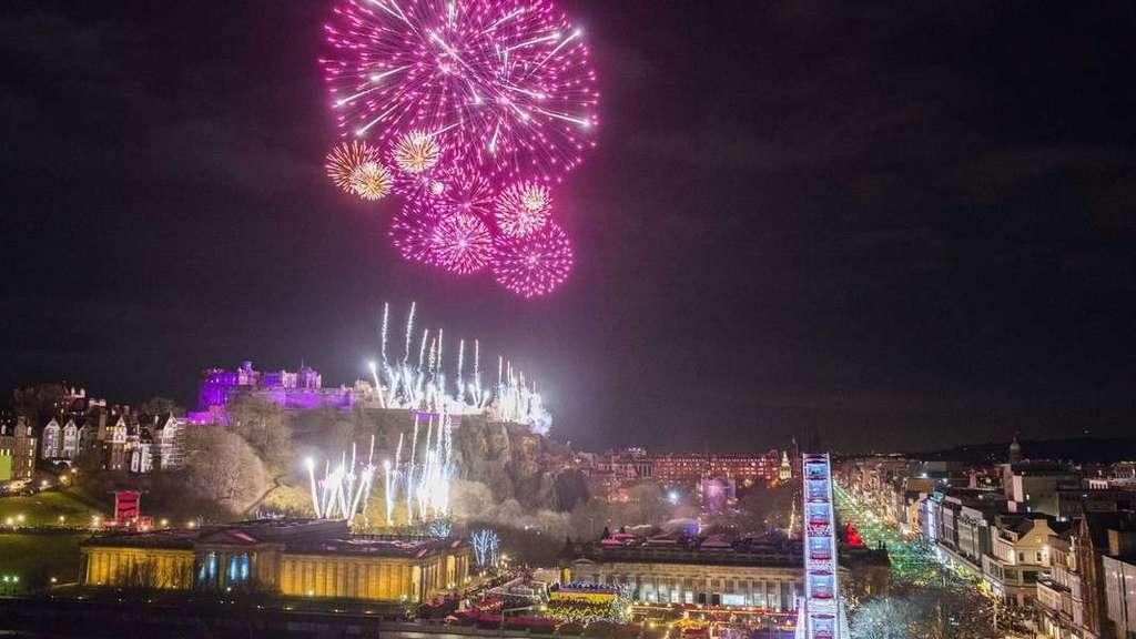 Tickets Go On Sale For Edinburgh's Hogmanay Street Party
