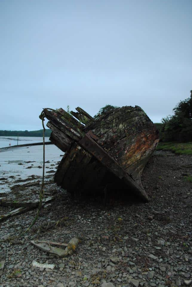 The SCAPE Trust talk about Maritime Wrecks in Kirkcudbright Bay