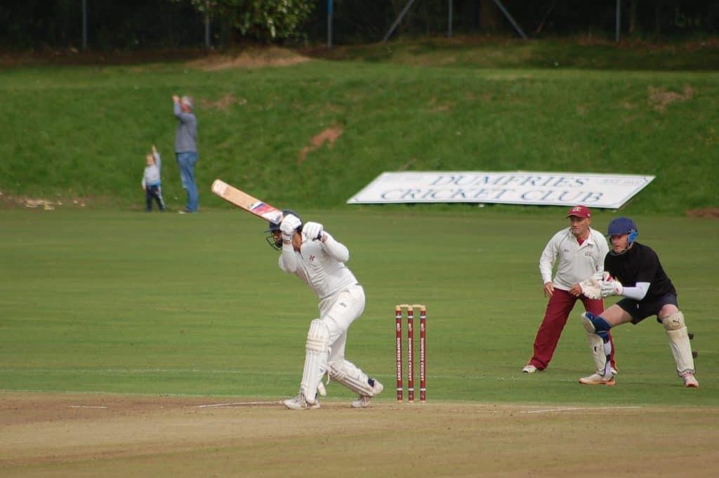 Dumfries Cricket Club weekly round-up September (Week 2)