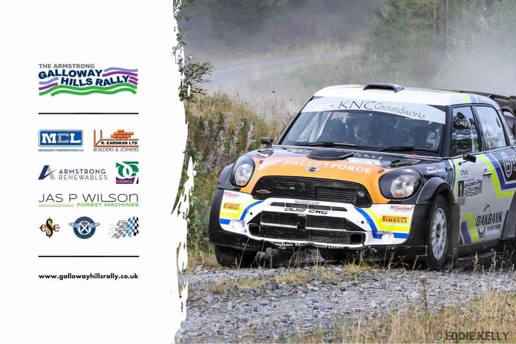 2020 Armstrong Galloway Hills Rally Cancelled