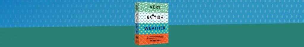 Met Office Launch New Triva Book 'Very British Weather'