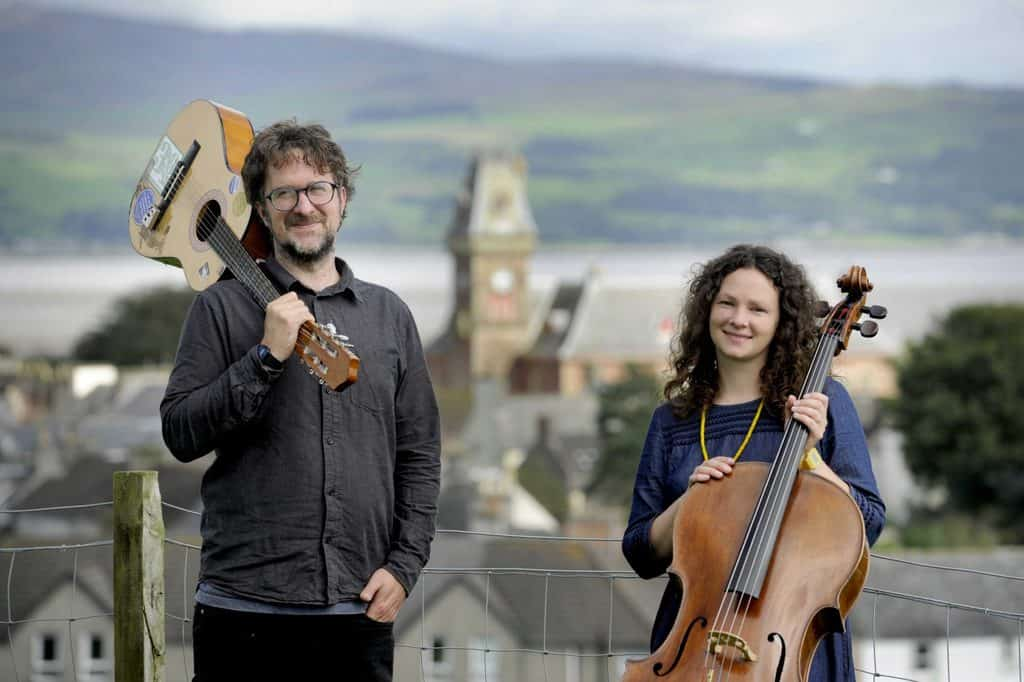 Wigtownshire's Bookshop BandSing Songs from the Bookshops of America