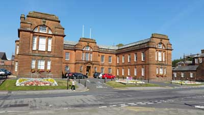 Dumfries and Galloway Council - Preparing for Brexit