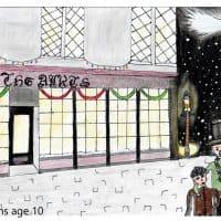 Local Children Help A' the Airts Community Art Centre Celebrate 10th Anniversary