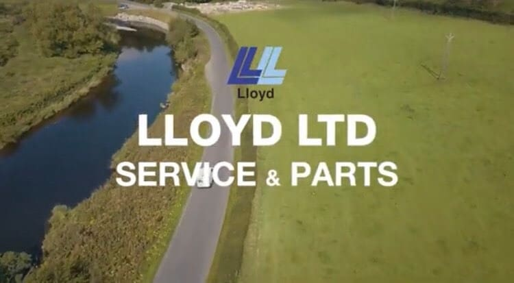 LEARN MORE ABOUT LLOYD LTD'S SERVICE AND PARTS SUPPORT
