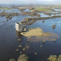 threave from air 2
