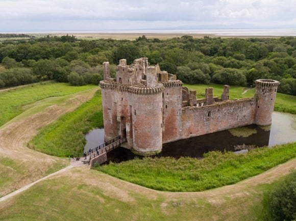 Plans to reopen Caerlaverock Castle Set Out as COVID-19 restrictions ease