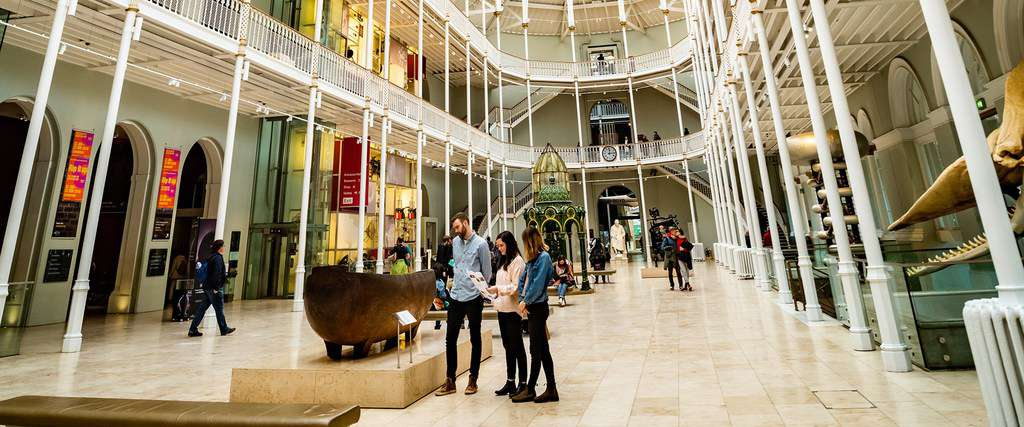 National Museums Scotland Reopens 26 April 2021