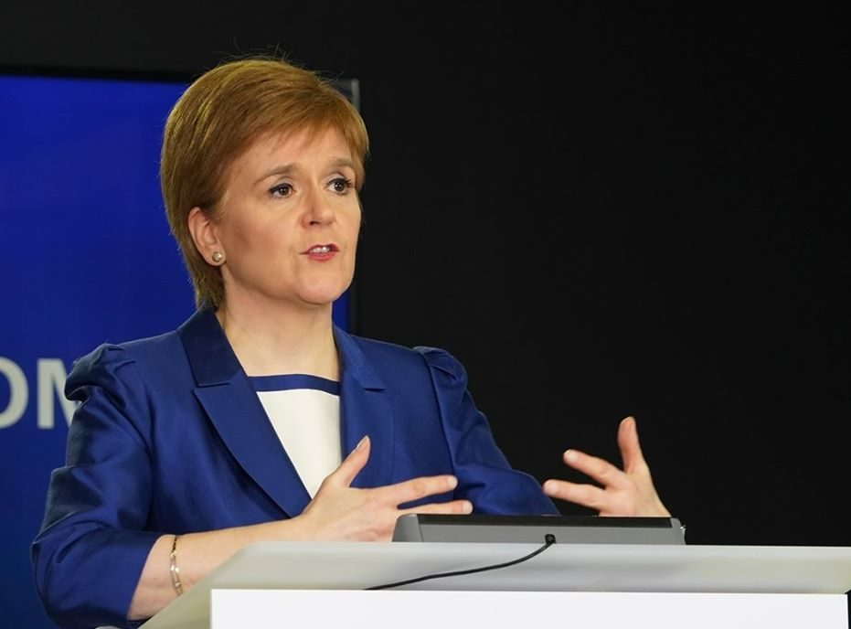 Nicola Sturgeon confirms that easing of rules planned for 2nd and 5th April will go ahead