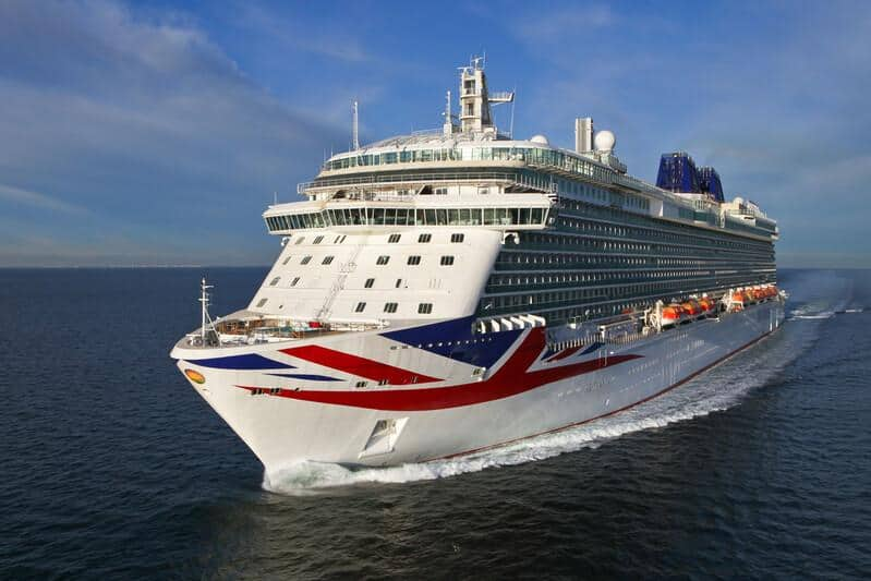 P&O ANNOUNCE 2021 UK CRUISES FOR VACCINATED PASSENGERS ONLY