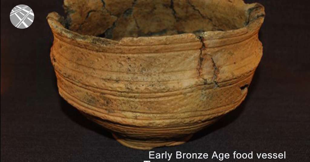 Stunning Artefacts unearthed During A75 road work at in Dunragit go online