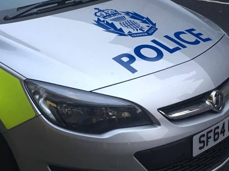 POLICE PROBE FOR INFORMATION AFTER HOUSE BREAK-IN , DUMFRIES