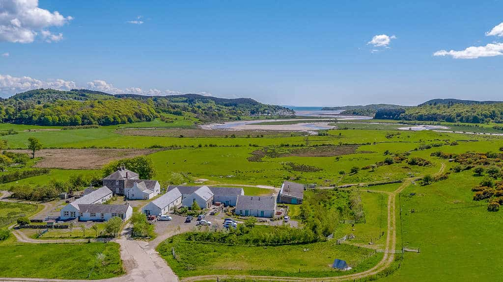 Dream Tourism Business with 200 acres of Land in South West ScotlandGoes On The Market