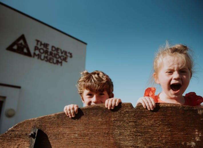 DEVILS PORRIDGE MUSEUM GETS SET TO RE-OPEN ON 26th APRIL