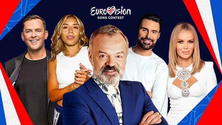 BBC confirm full line-up for Eurovision 2021