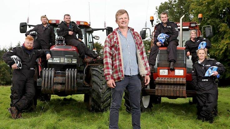 NEW BBC SERIES TO CHALLENGE FARMERS TRACTOR DRIVING TALENTS