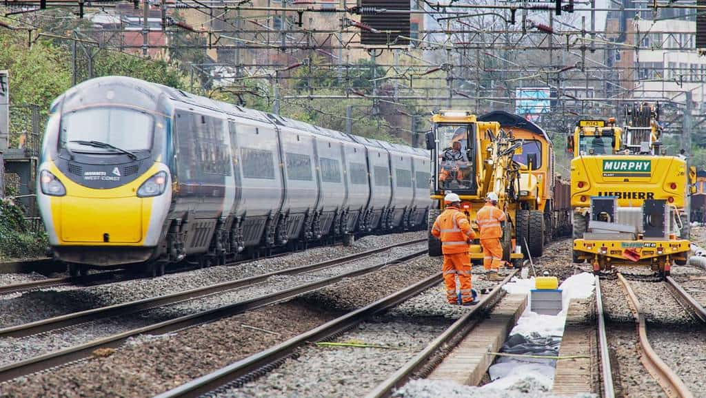 May bank holiday engineering works for Scotland's Railway