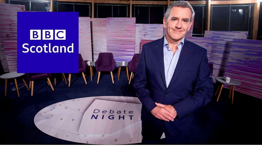 APPLY NOW AND BE PART OF THE FINAL BBC SCOTLAND DEBATE NIGHT SHOW OF THIS SERIES