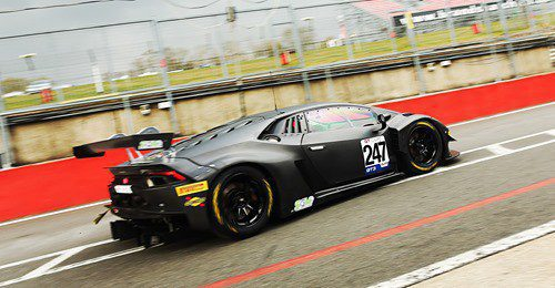 THORNHILL RACE ACE WYLIE EXCITED FOR BRITISH GT CHAMPIONSHIP CHALLENGE