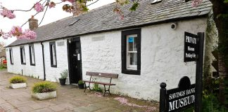 RUTHWELL & CLARENCEFIELD COMMUNITY COUNCIL WANT TO SAVE THE RUTHWELL SAVINGS BANK MUSEUM