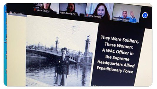 'Women in War' Conference Held Online by The Devil's Porridge Museum