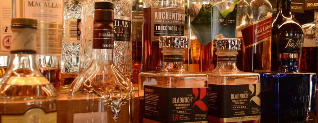 Scotland's Alcohol sales fell to 26-year low in 2020