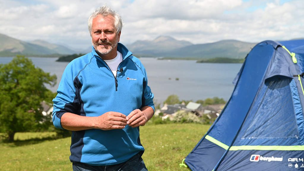NFU SCOTLAND HIGHLIGHTS GROWING ISSUES AROUND WILD CAMPING