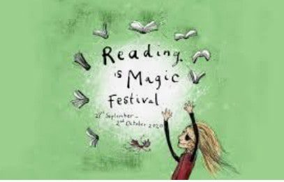 Reading is Magic Festival is back by popular demand