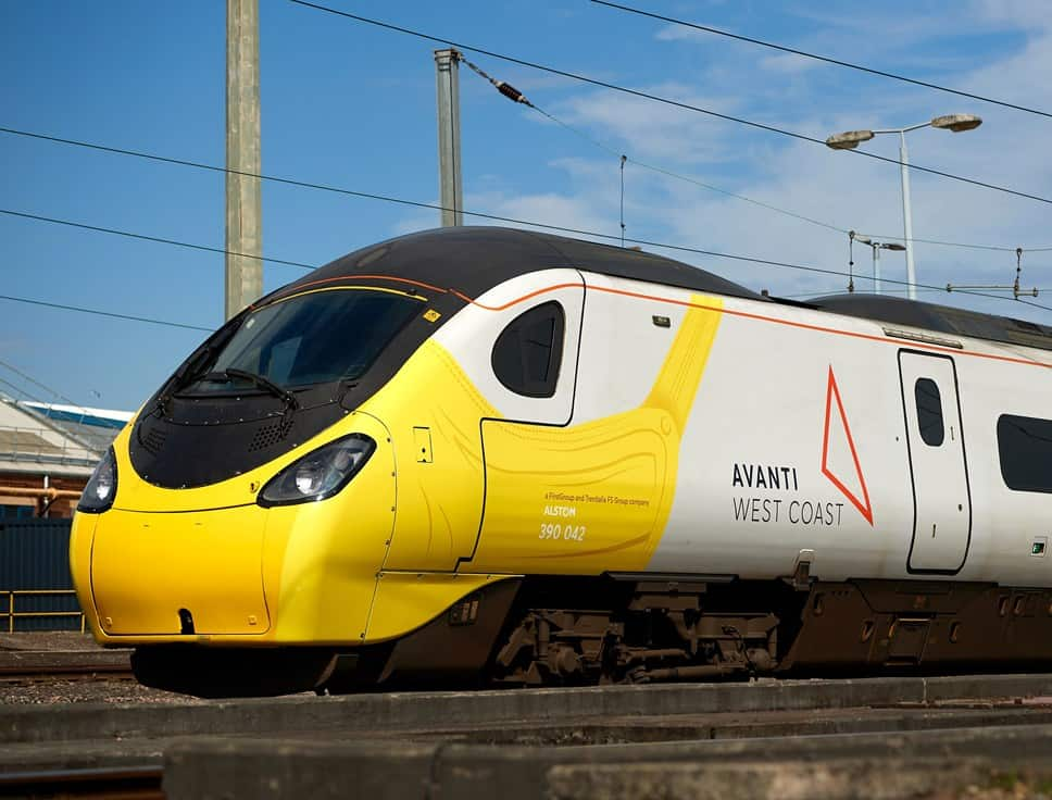 Fastest Rail Journey from London to Glasgow To Be Attempted Today