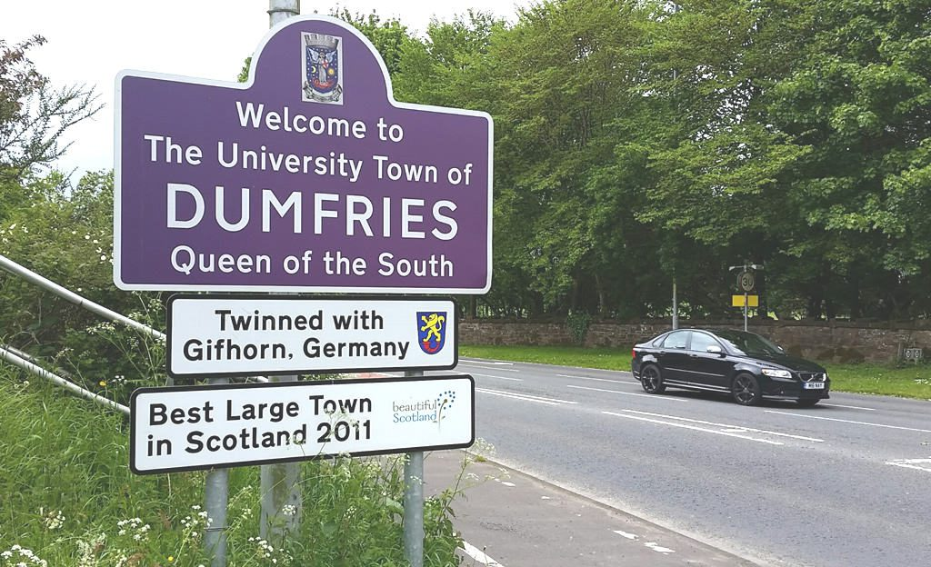 DUMFRIES CITY STATUS BID