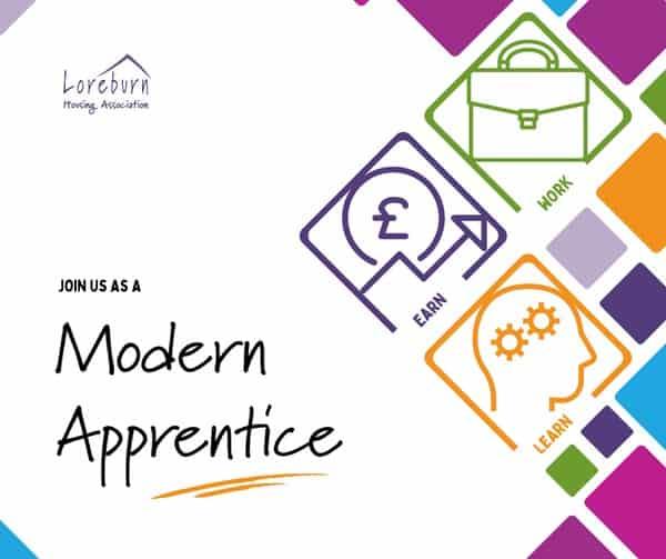 Modern Apprentice Opportunities