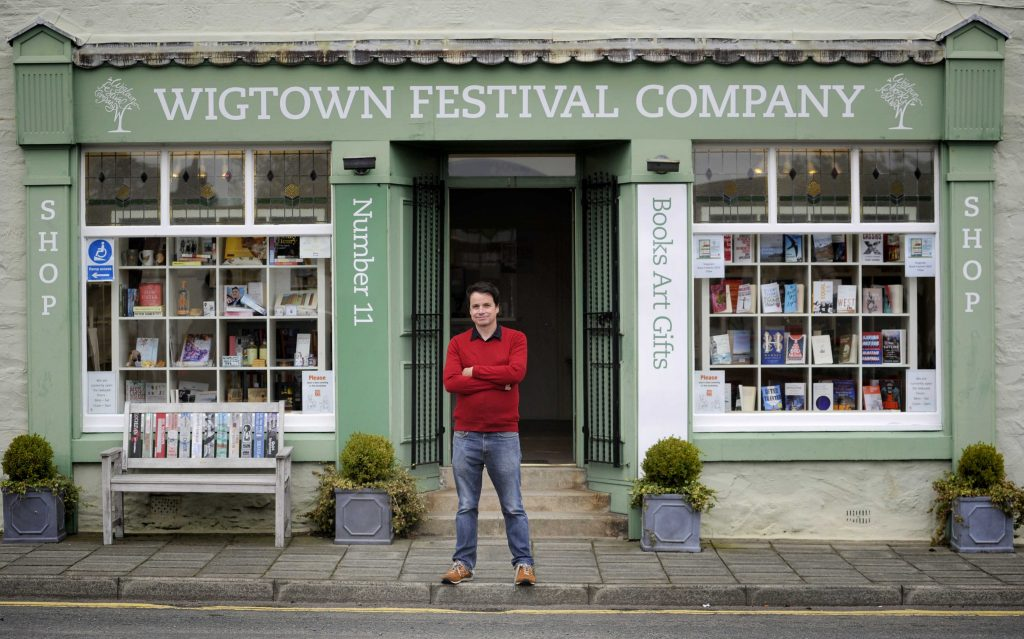 Hello Stranger – Festival Looks Forward to Welcoming Audiences Back to Wigtown
