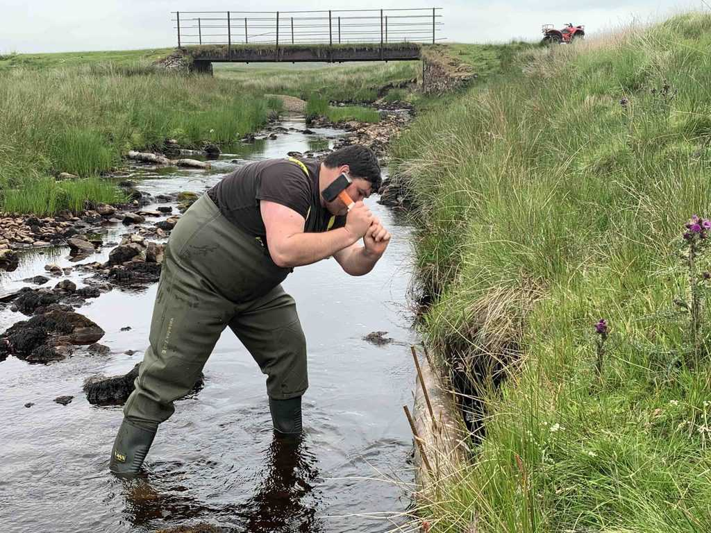Galloway Fisheries Trust secures their second intern!