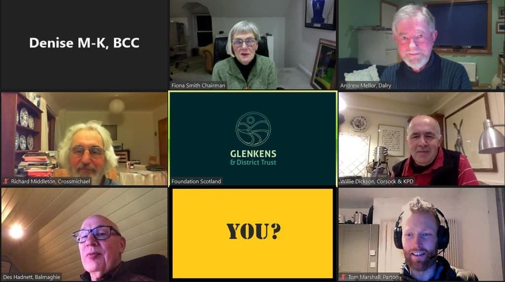 Glenkens & District Trust