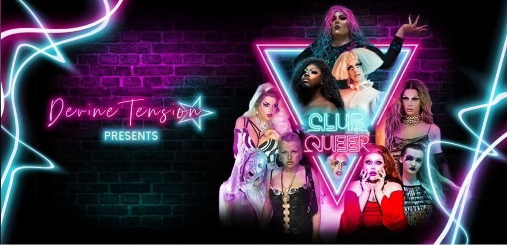 CLUB QUEER ANNOUNCES FULL LINE-UP AS TICKETS GO ON SALE