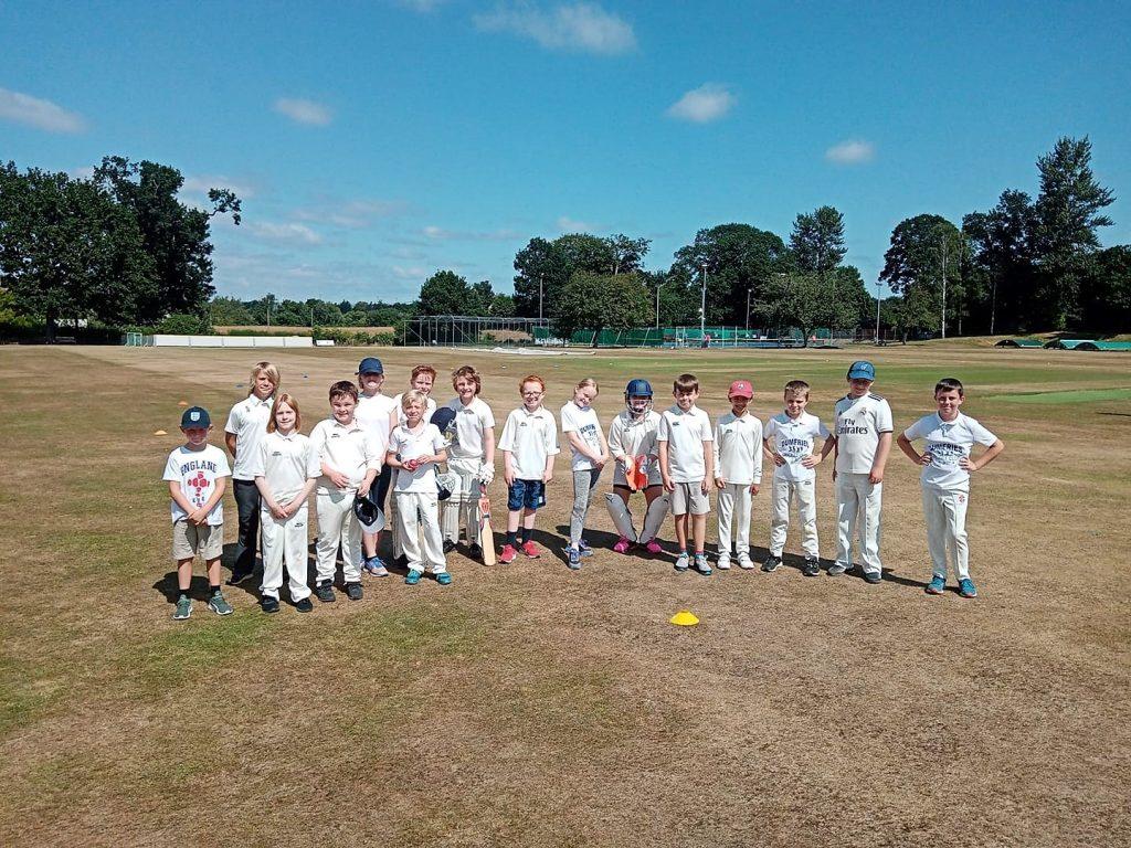 Dumfries Cricket Club: Dumfries Junior teams show the way