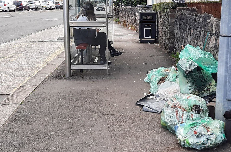 Charity launches campaign to free Britain's pavements of clutter