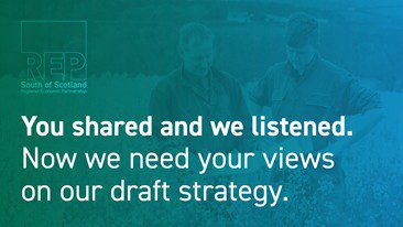 Consultationlaunched on draft South of ScotlandRegional Economic Strategy
