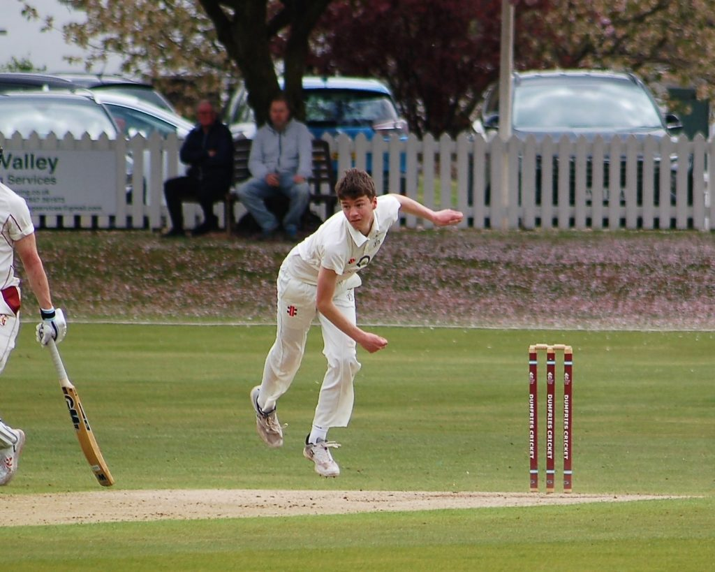 Dumfries Cricket Club: Tense Tussle at Poloc