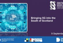 Virtual event to explore benefits of 5G technology for South of Scotland