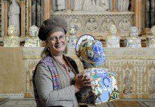 DUMFRIESHIRE ARTIST'S WORK GOES ON DISPLAY IN EDINBURGH CATHEDRAL