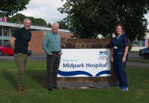 Midpark ward staff heap praise as local camera club rises to challenge