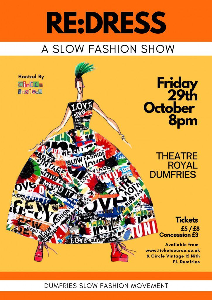 Fashion Show Will Launch New Community Project in Dumfries to Help Tackle Climate Change